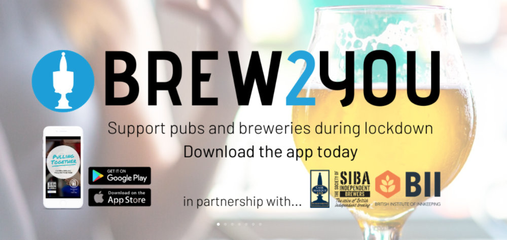 brew2you link to app