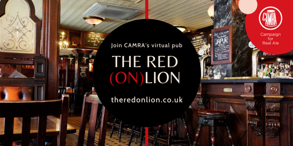 Visit the virtual Red (on)Lion Pub