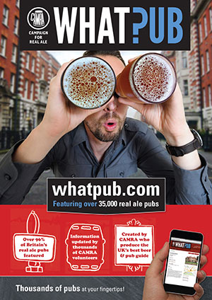 WhatPub Advert